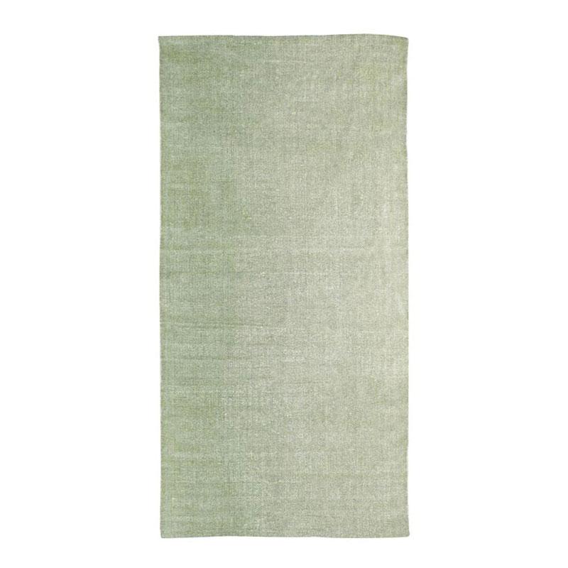 Tapis effet délavé vert clair 60x120