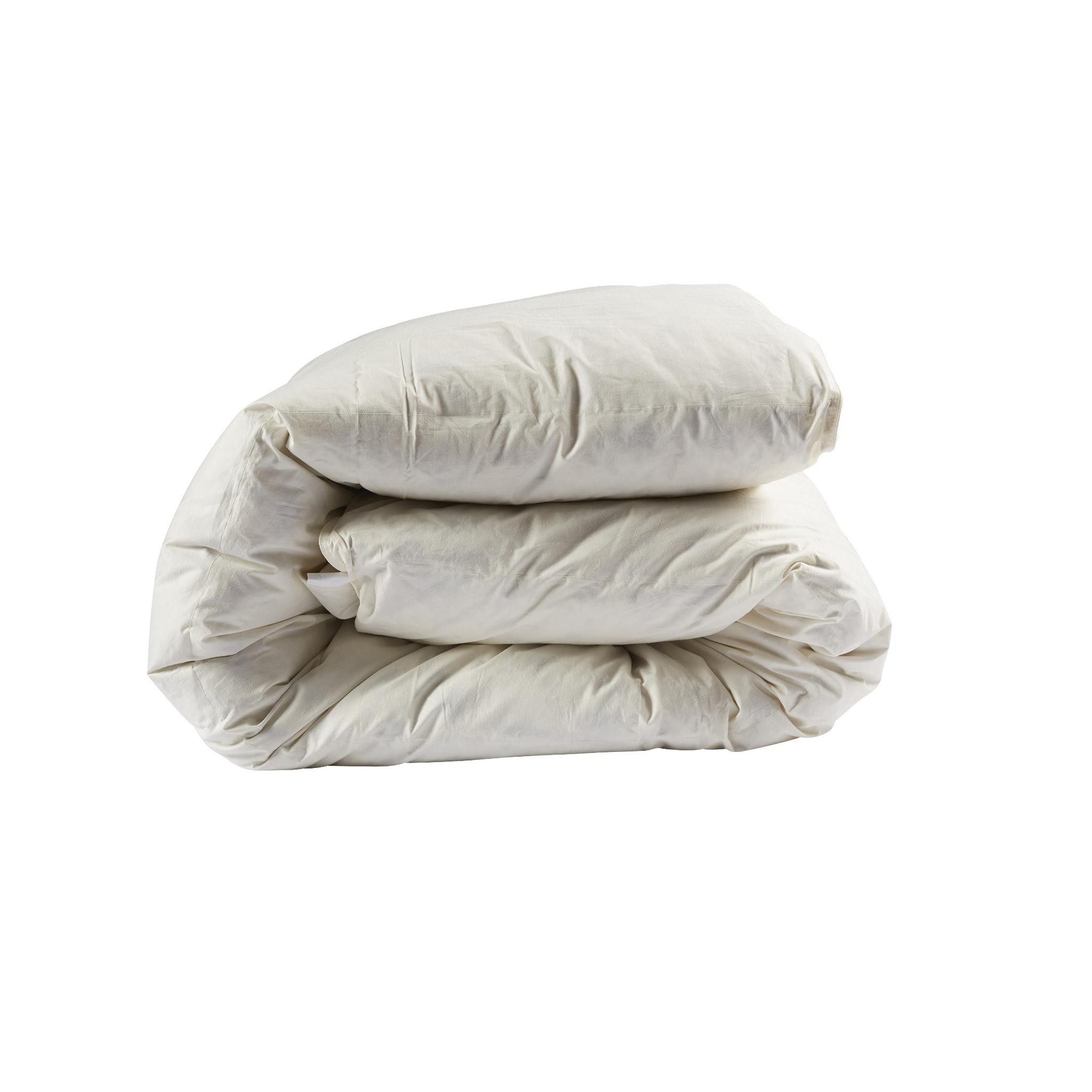 Couette confort duvet de canard 260x240