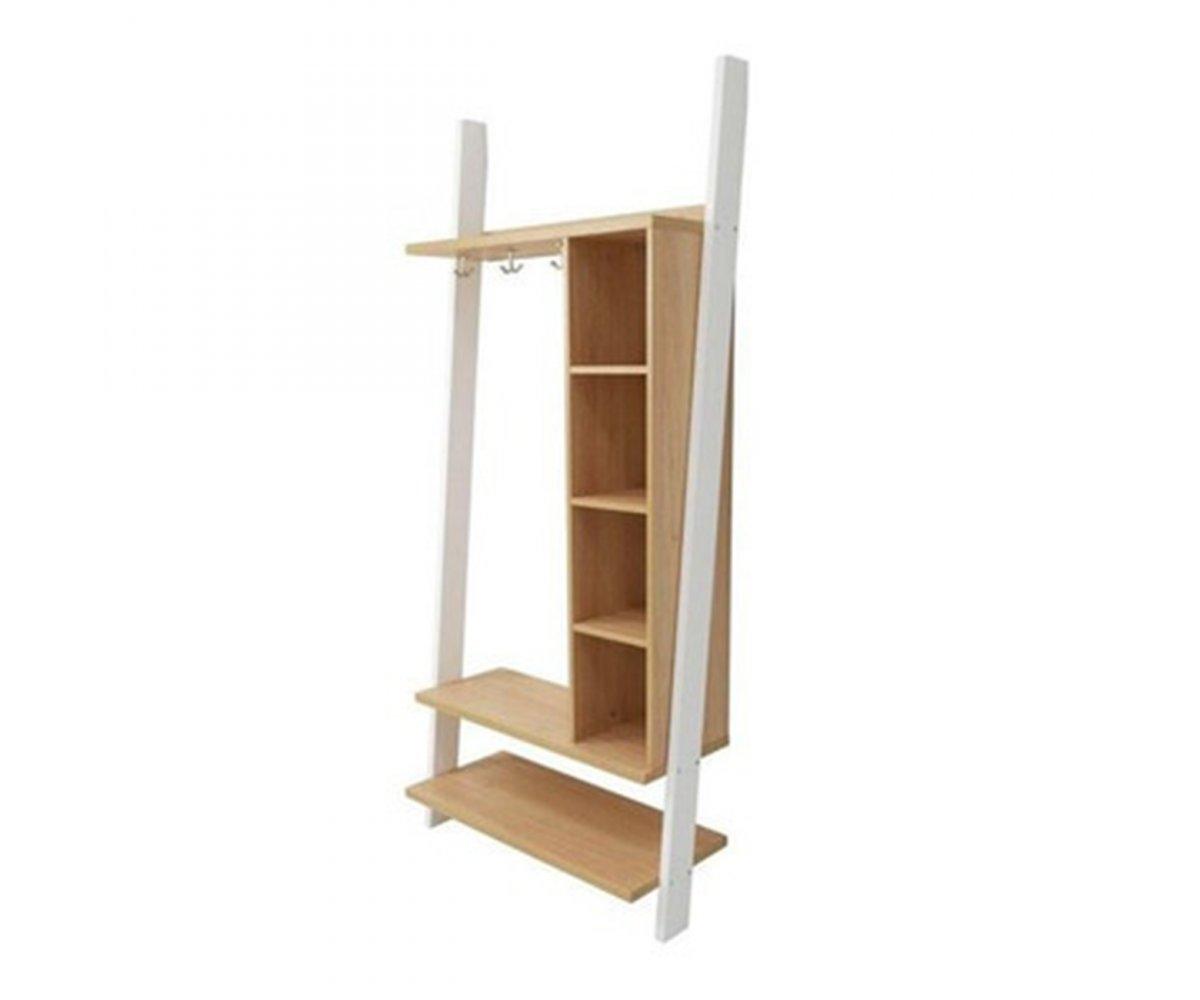 Etagère dressing en bois style moderne
