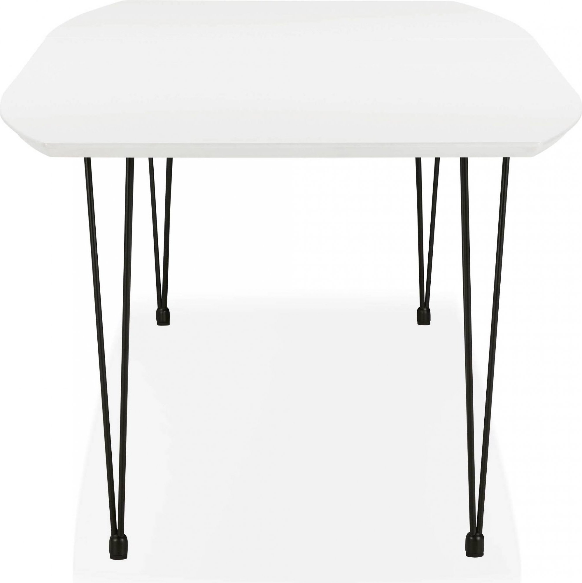 Table à manger couleur blanc 10 places l270cm