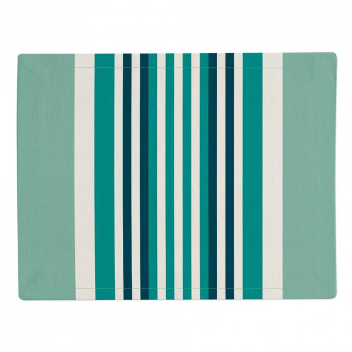 Set de table vert 41x52