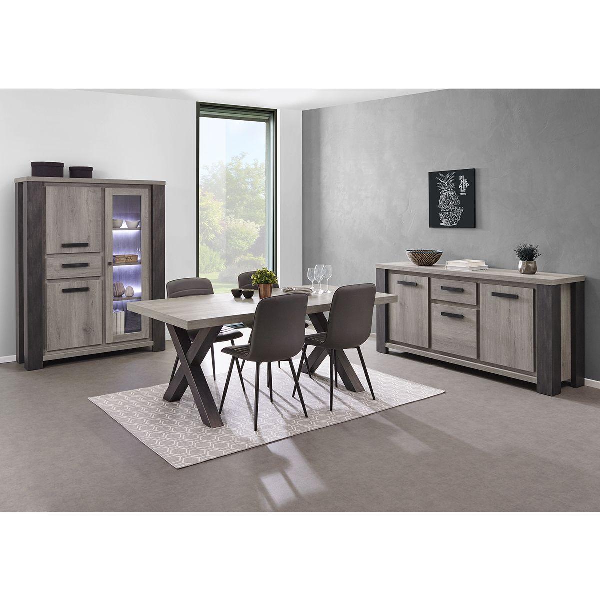 Table Rectangulaire 185cm