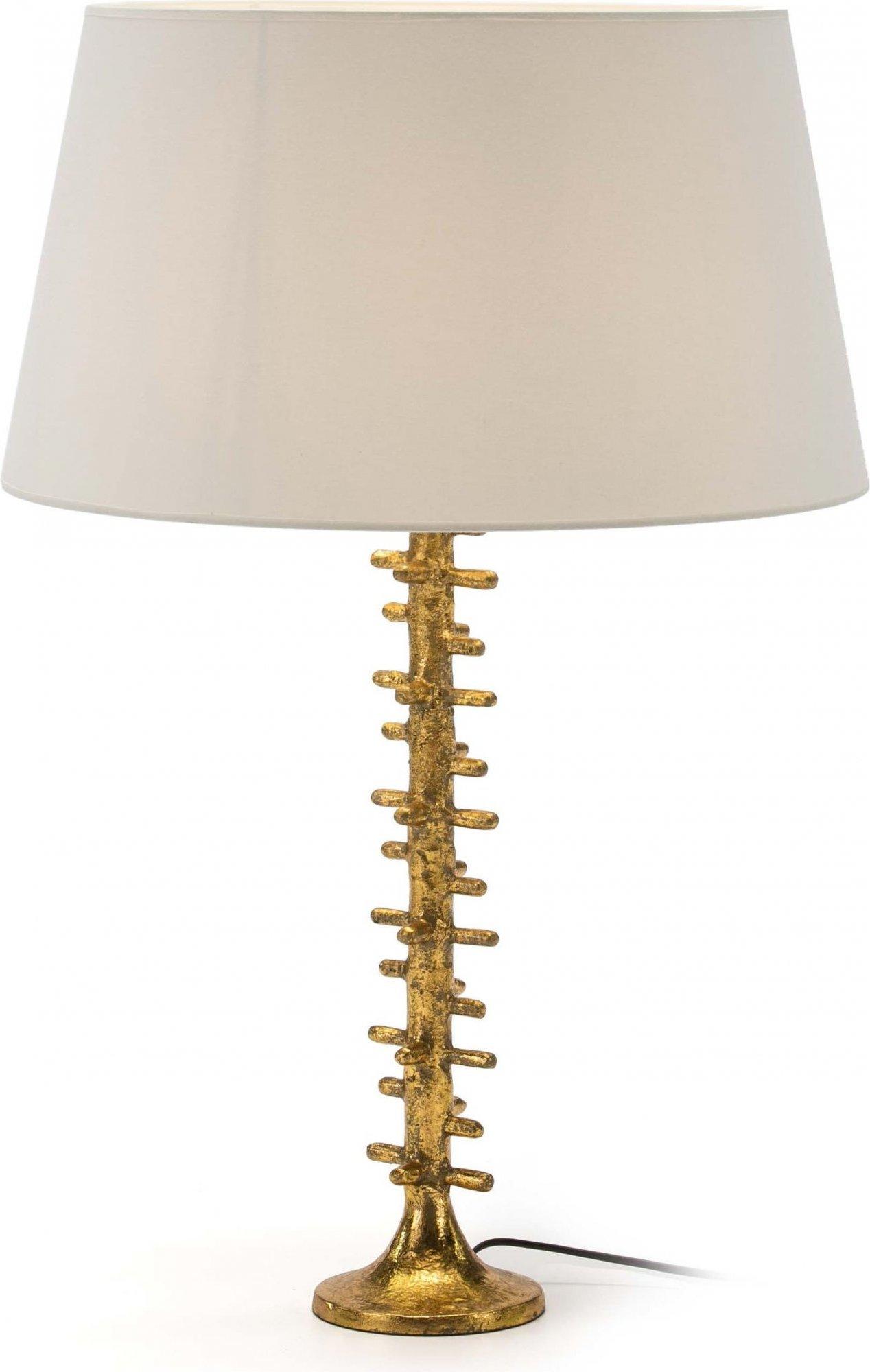 maison du monde Lampe de table or
