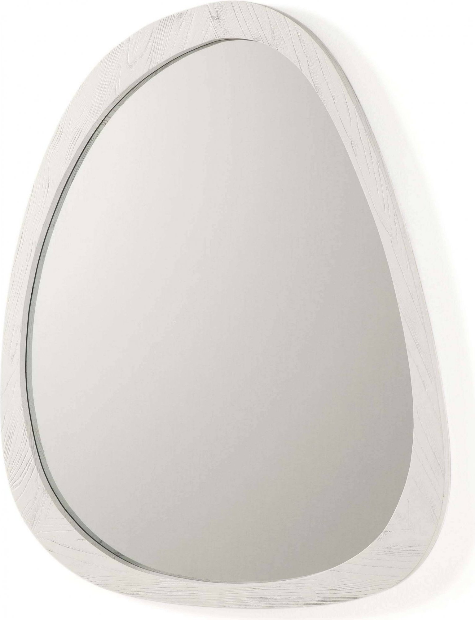 Miroir blanc 79x101