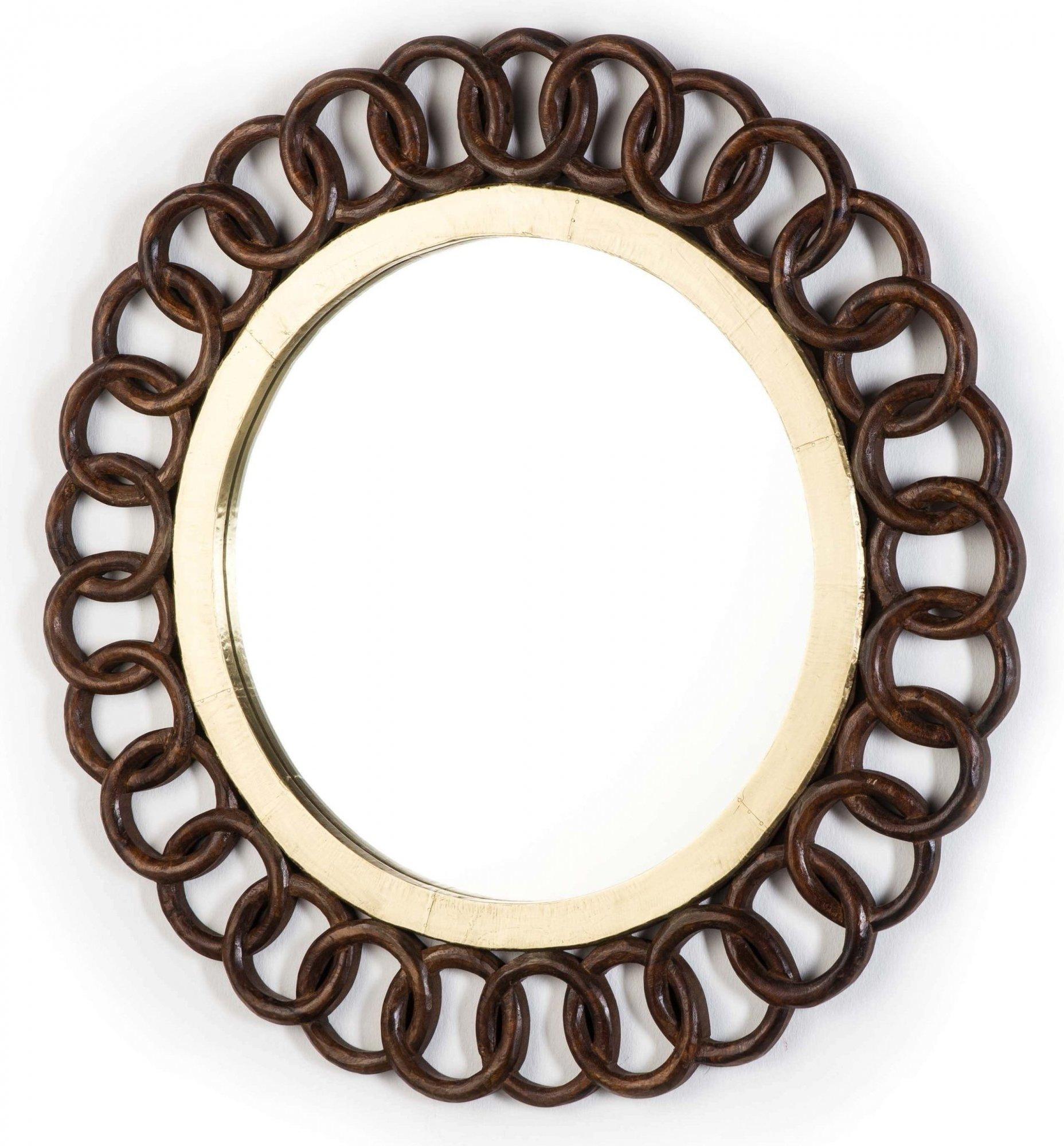 Miroir rond d91