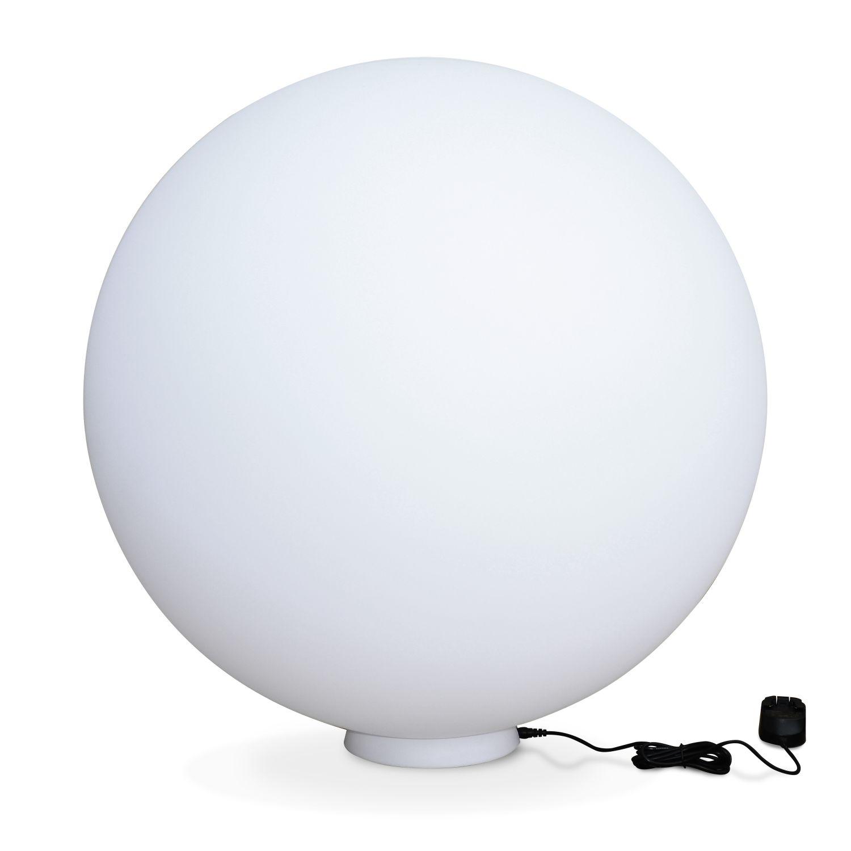 Sphère décorative lumineuse LED 16 couleurs D60cm