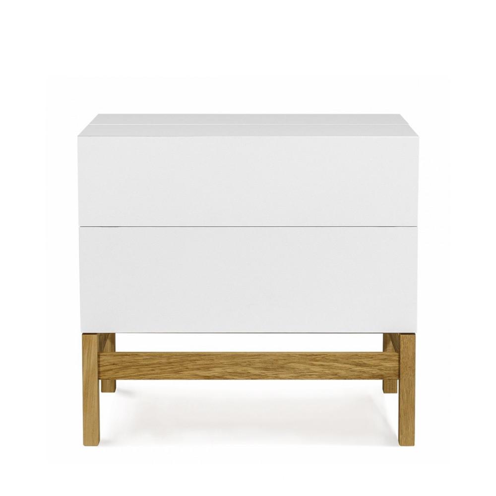 Mini-bar design scandinave blanc