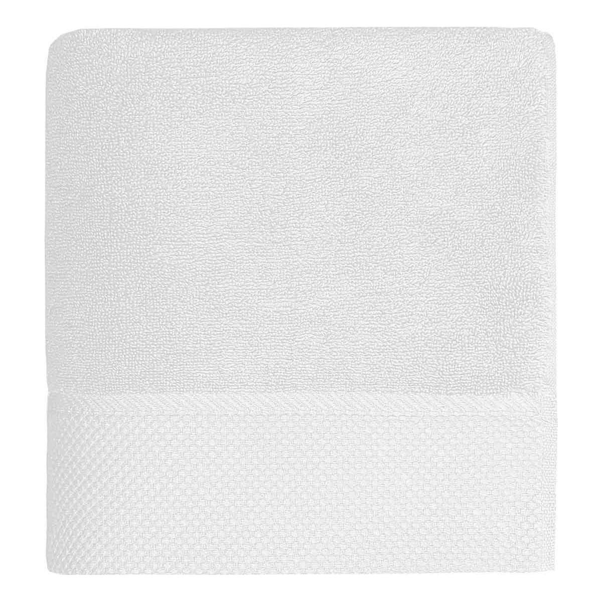 Drap de bain 560gr/m² Blanc 70x140 cm