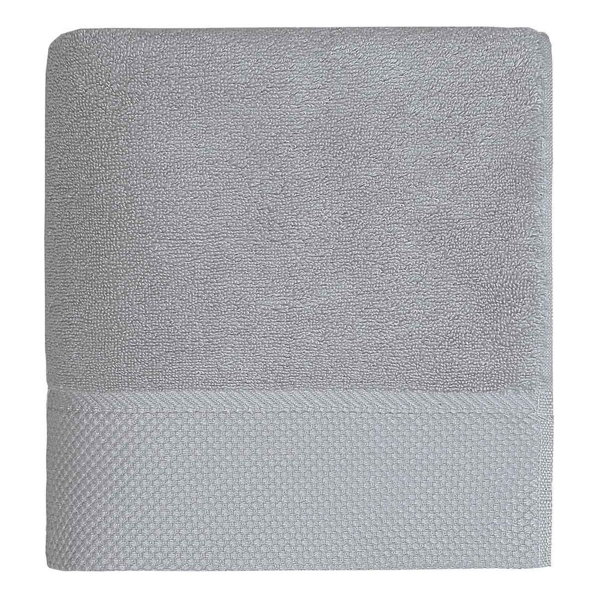 Drap de bain 560gr/m² Gris Perle 70x140 cm