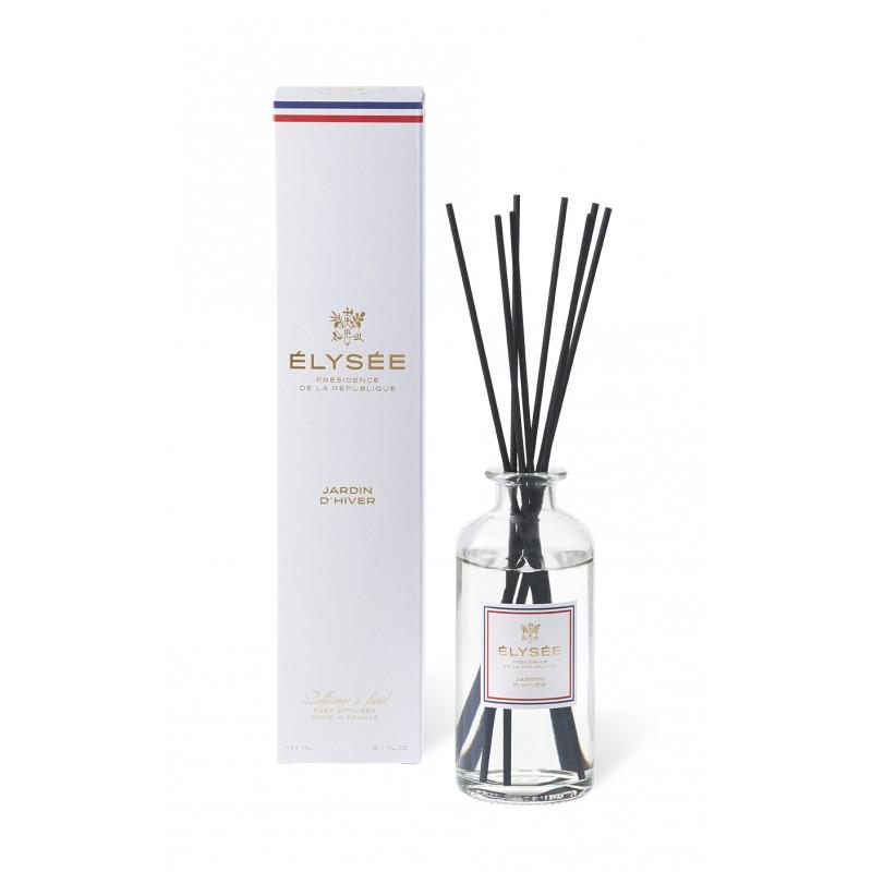 Diffuseur de parfum à tiges 150ml Jardin d'hiver