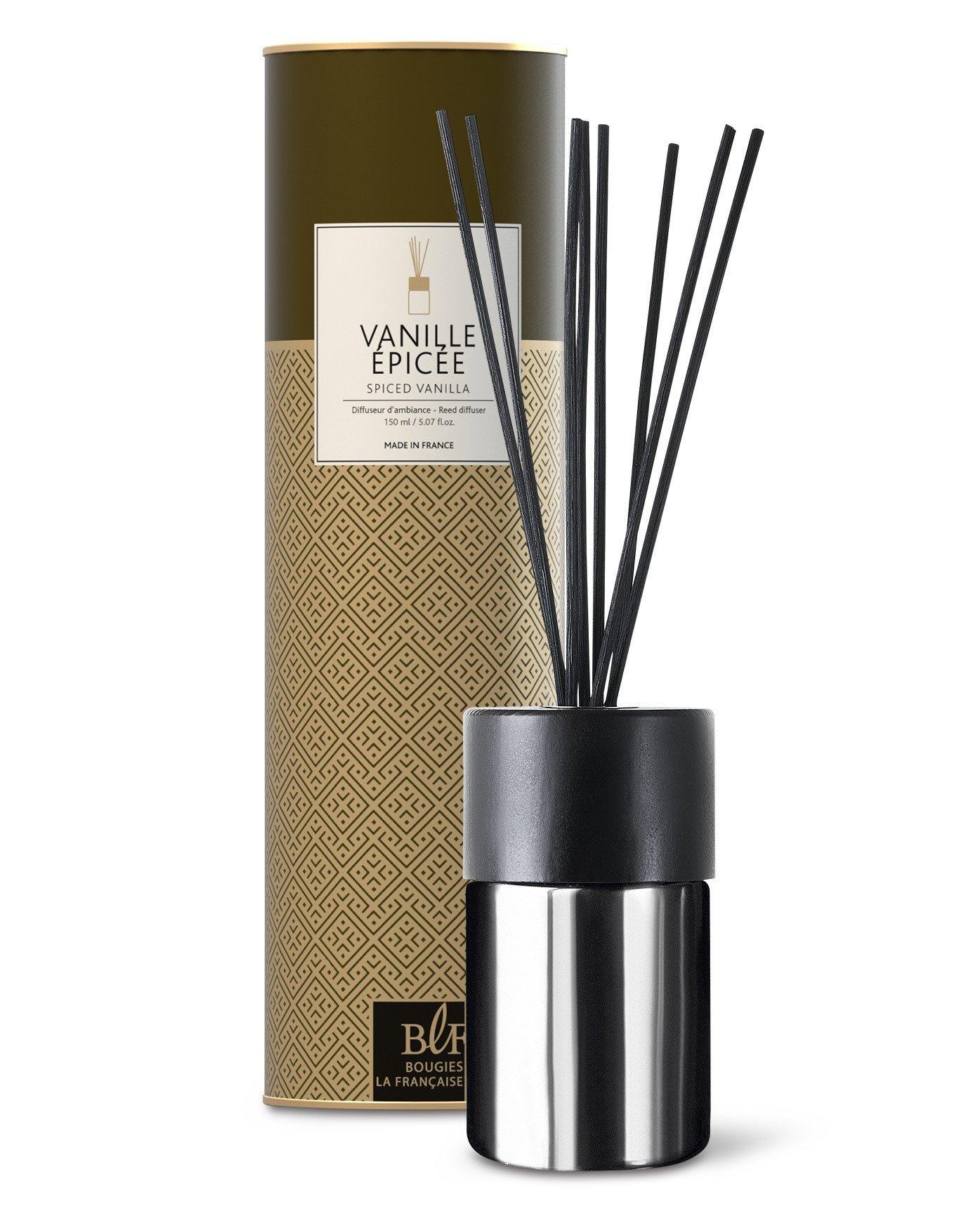 Diffuseur de parfum à tiges 150ml vanille épicée