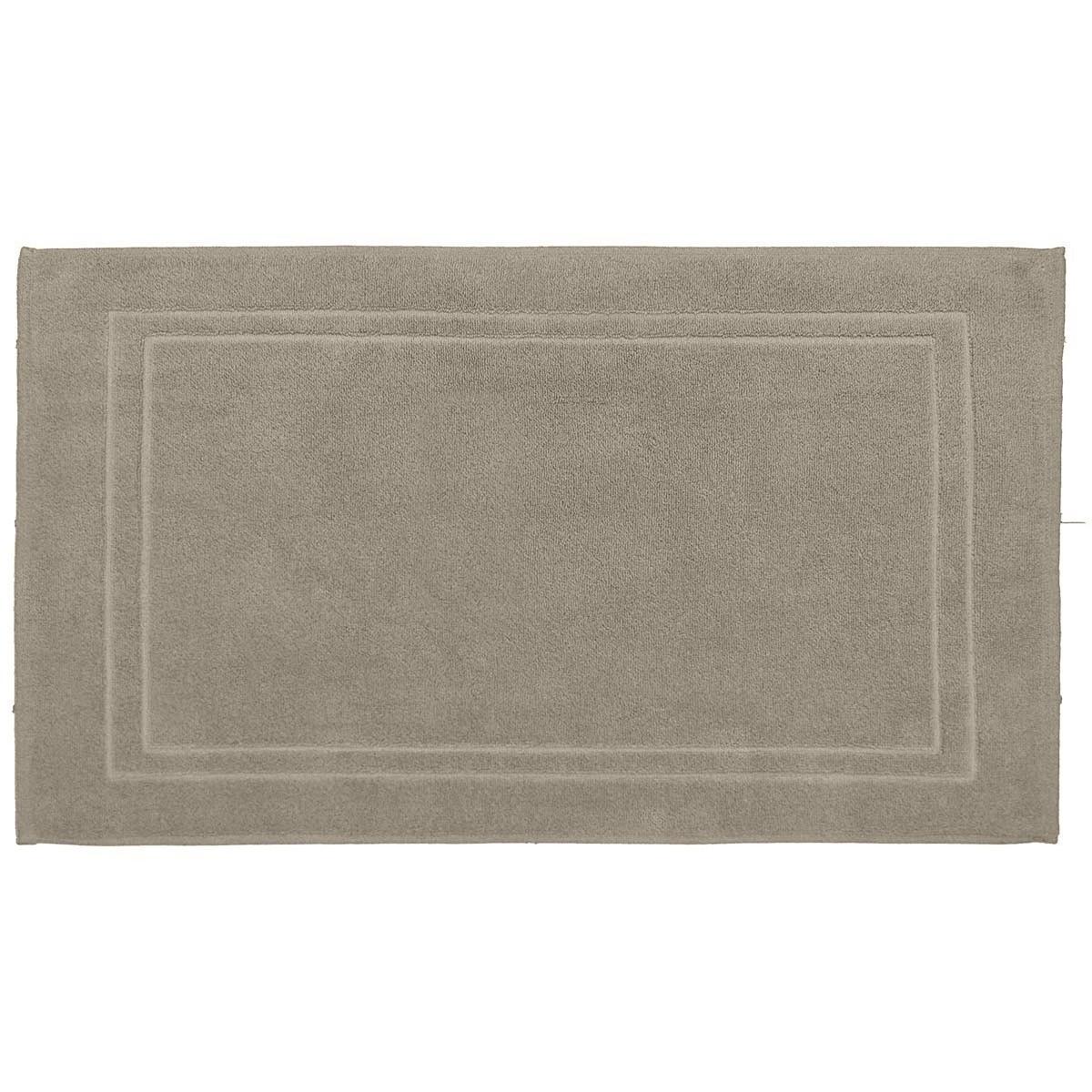 Tapis de bain 900gr/m²  Mastic 50x80 cm