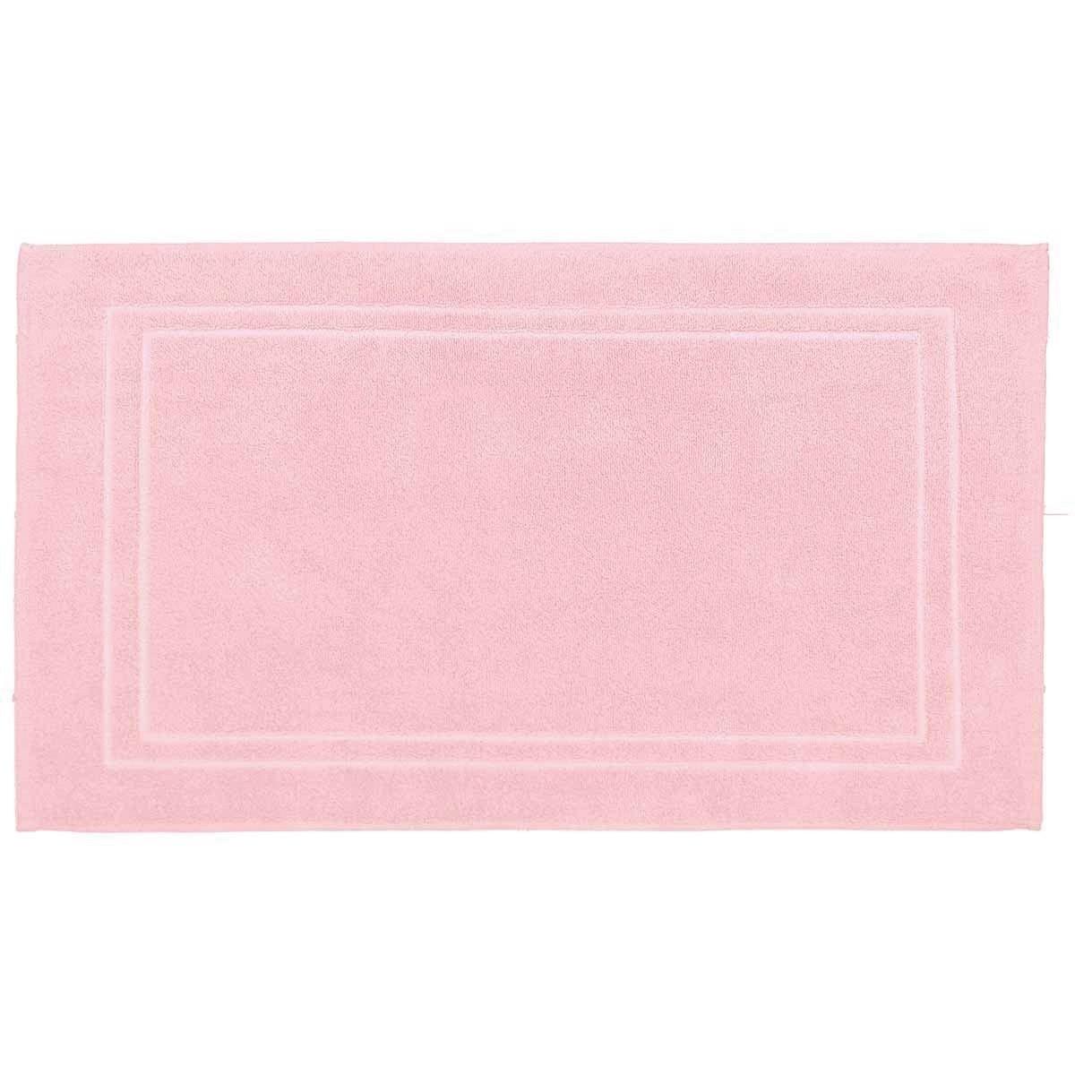 Tapis de bain 900gr/m²  Rose 50x80 cm
