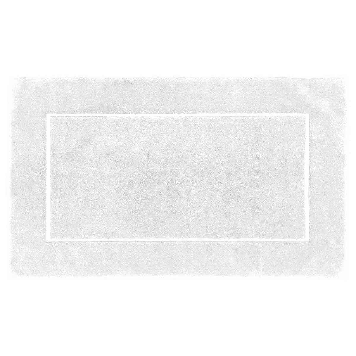 SENSOFT - Tapis de bain 60x100cm 1000gr/m²  Blanc