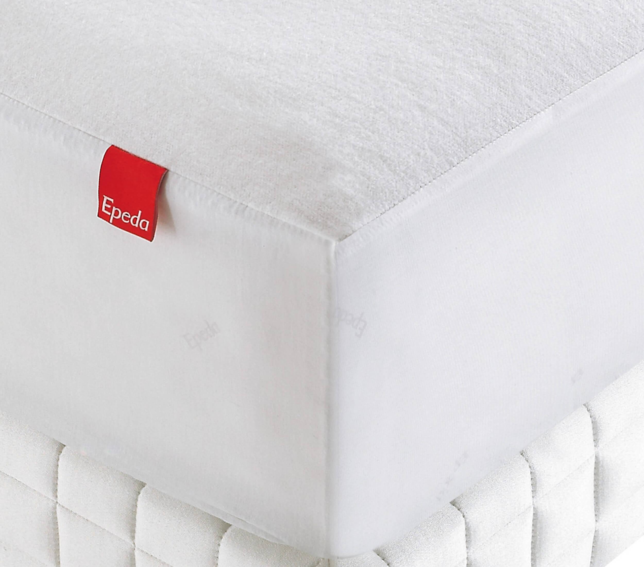 Protège matelas en molleton 100%  imperméable 160x200