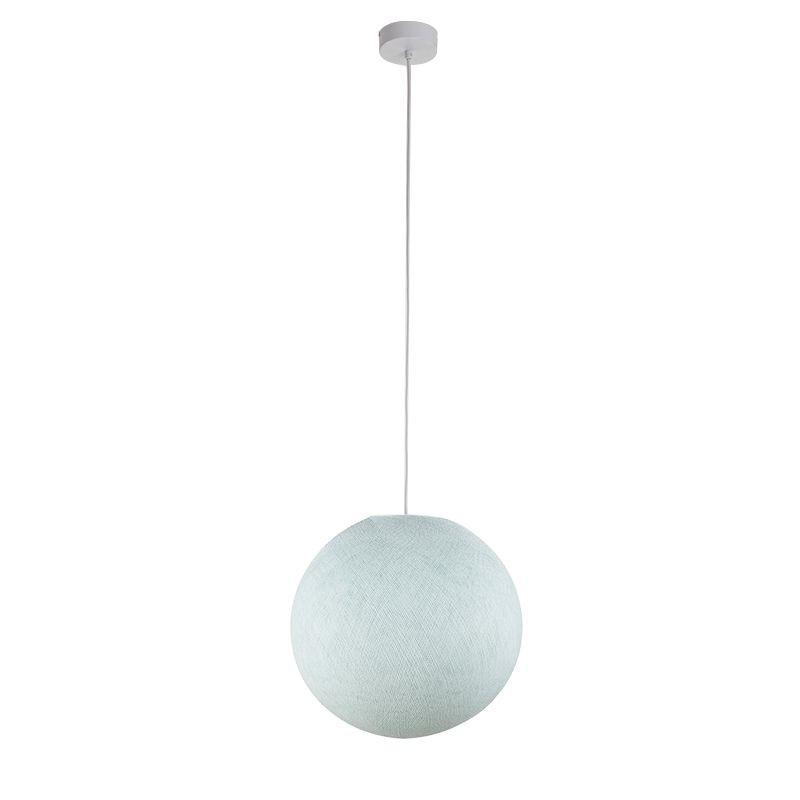 Suspension simple globe M azur