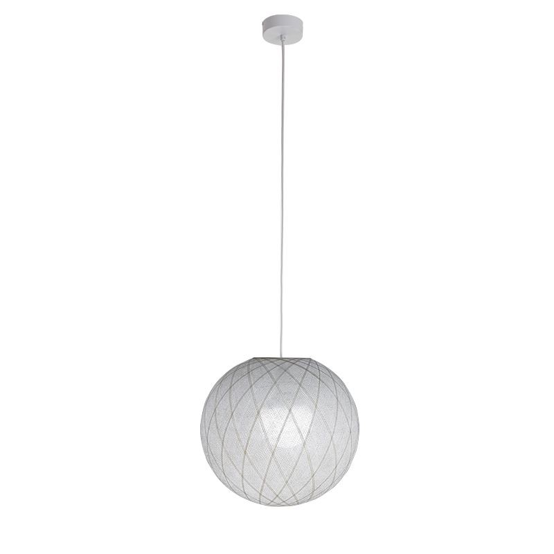 Suspension simple blanc