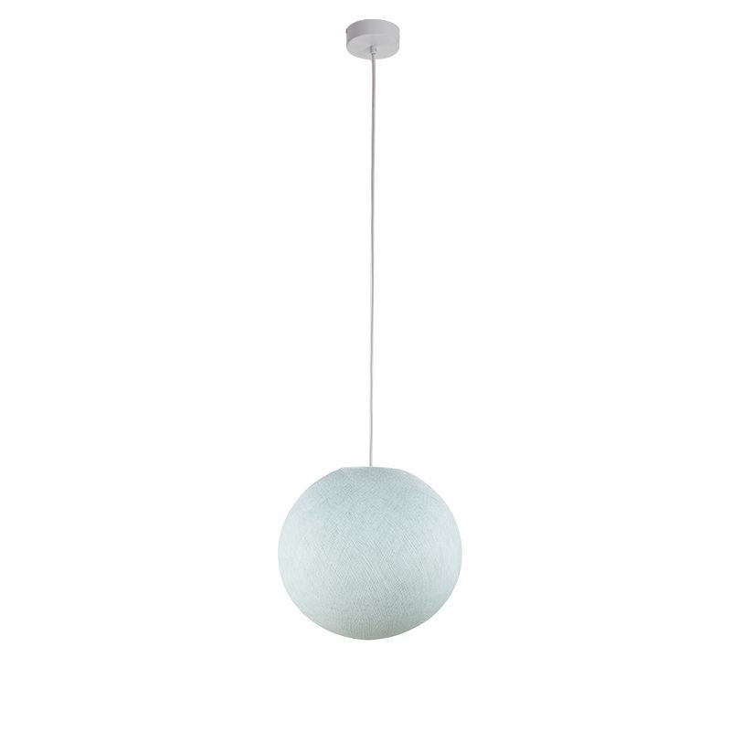 Suspension simple globe S azur