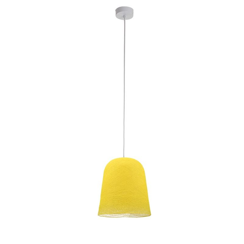 Suspension simple jaune