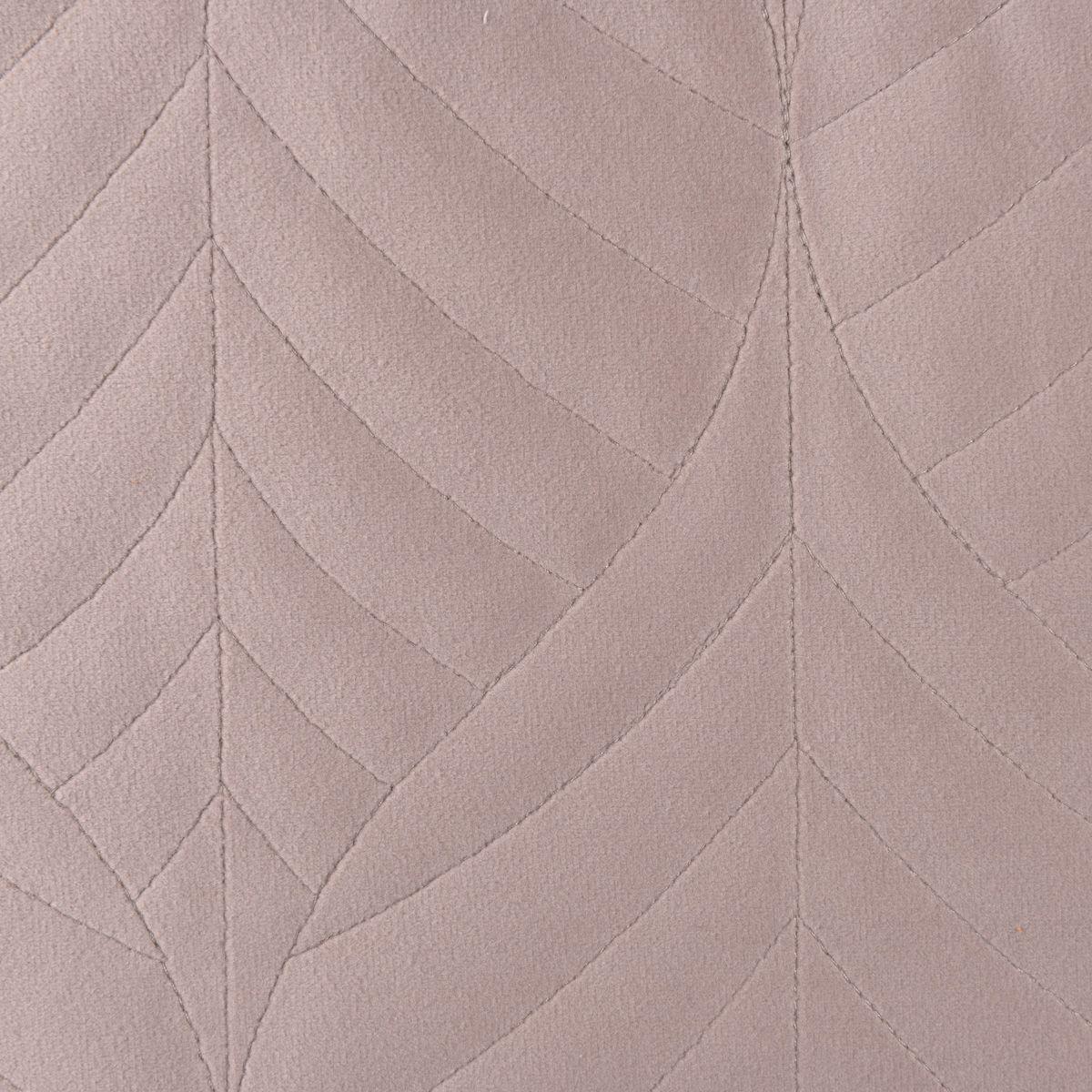 Coussin carré 45 x 45 cm rose
