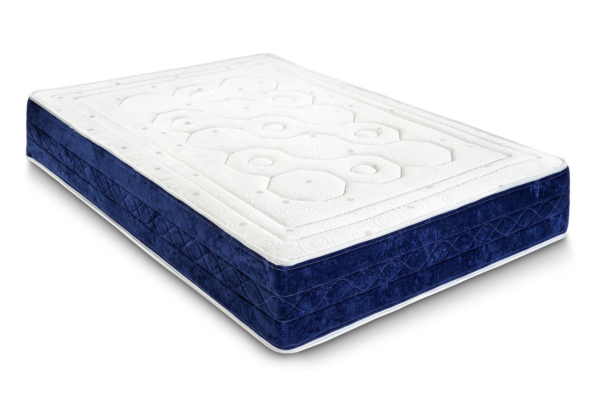 Matelas haute gamme  total confort - équilibré 140x190 -MURANO