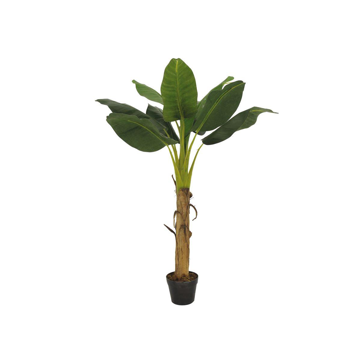 Bananier artificiel esprit végétal petit modèle 128cm