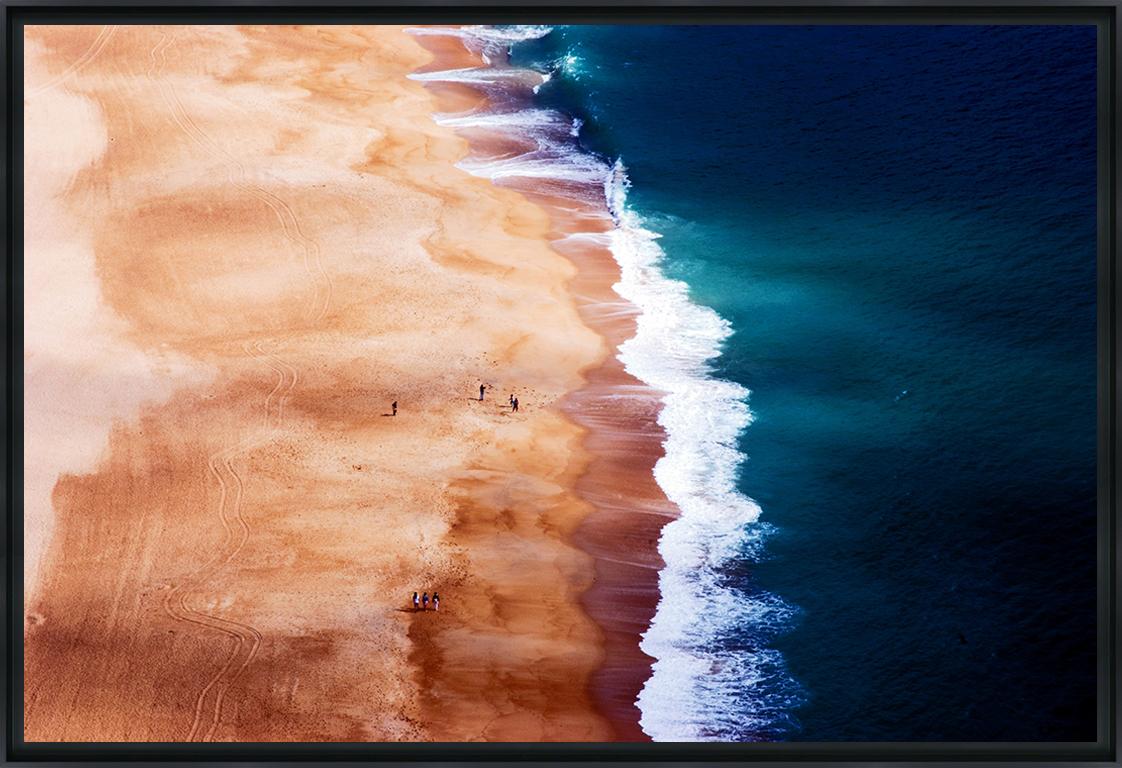 COSTA DA PRATA - Photo encadrée de Caroline Bomers 60x40 cm