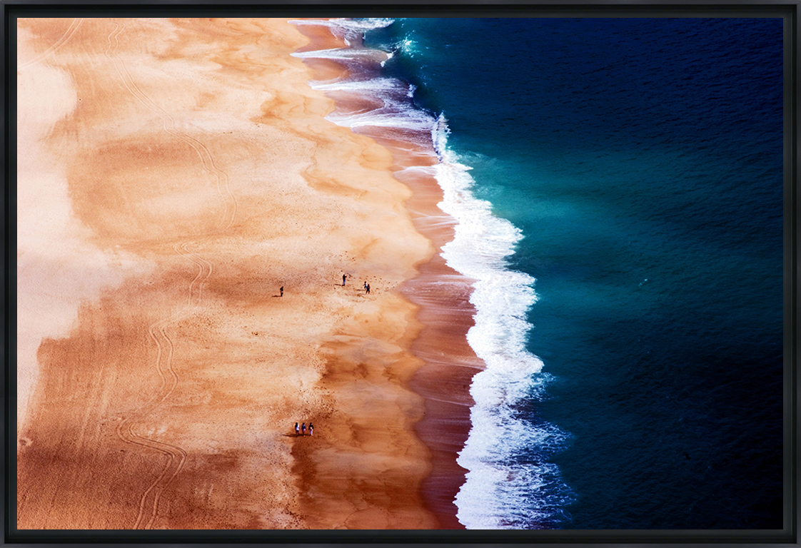 COSTA DA PRATA - Photo encadrée de Caroline Bomers 90x60 cm