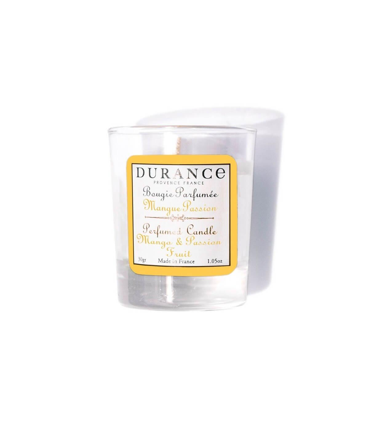 Mini Bougie Parfumée Mangue Passion