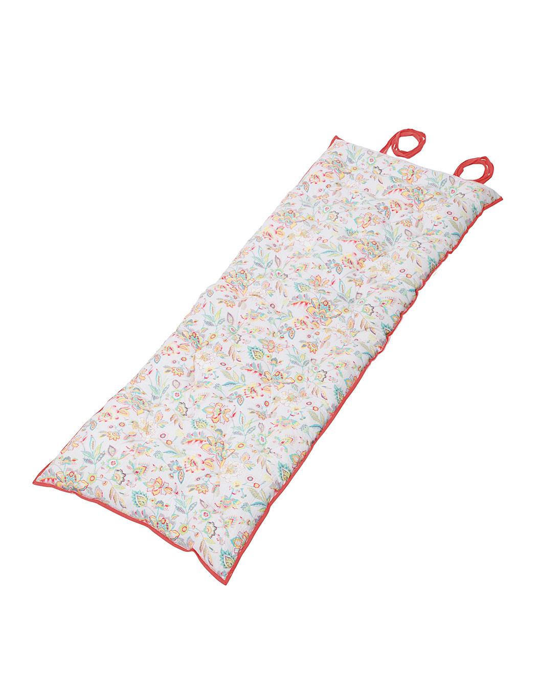 Matelas de sol en coton perle 170 x 65 x 5
