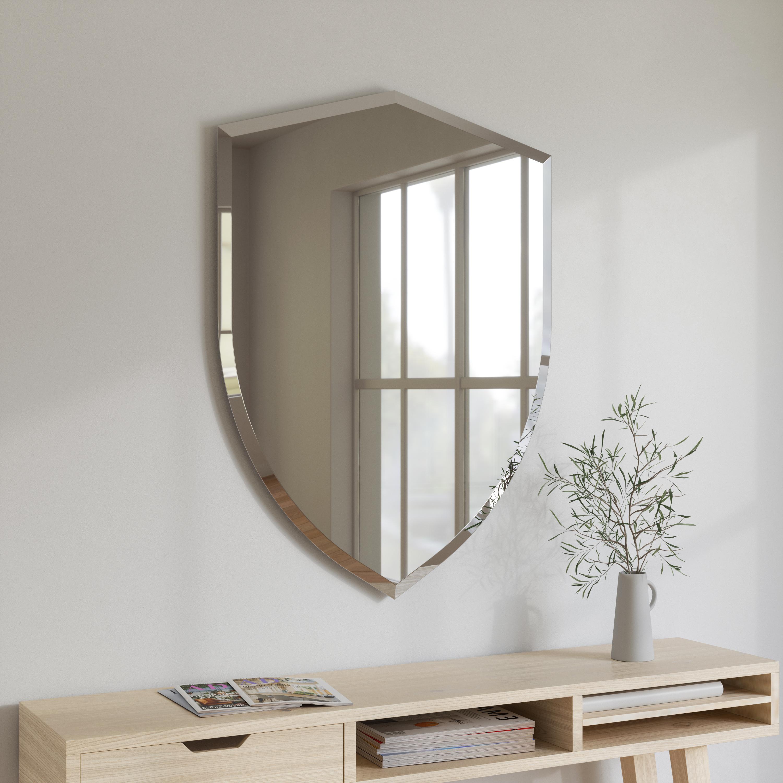 Miroir écusson 80x57cm