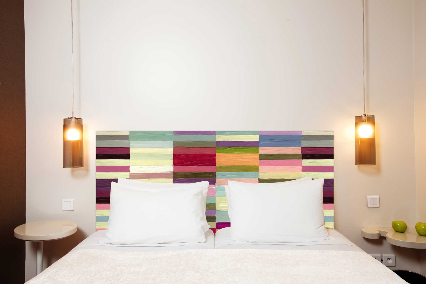 Tête de lit sans support en bois 180*70 cm
