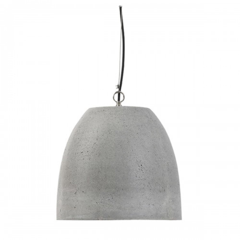 Suspension ciment H31cm