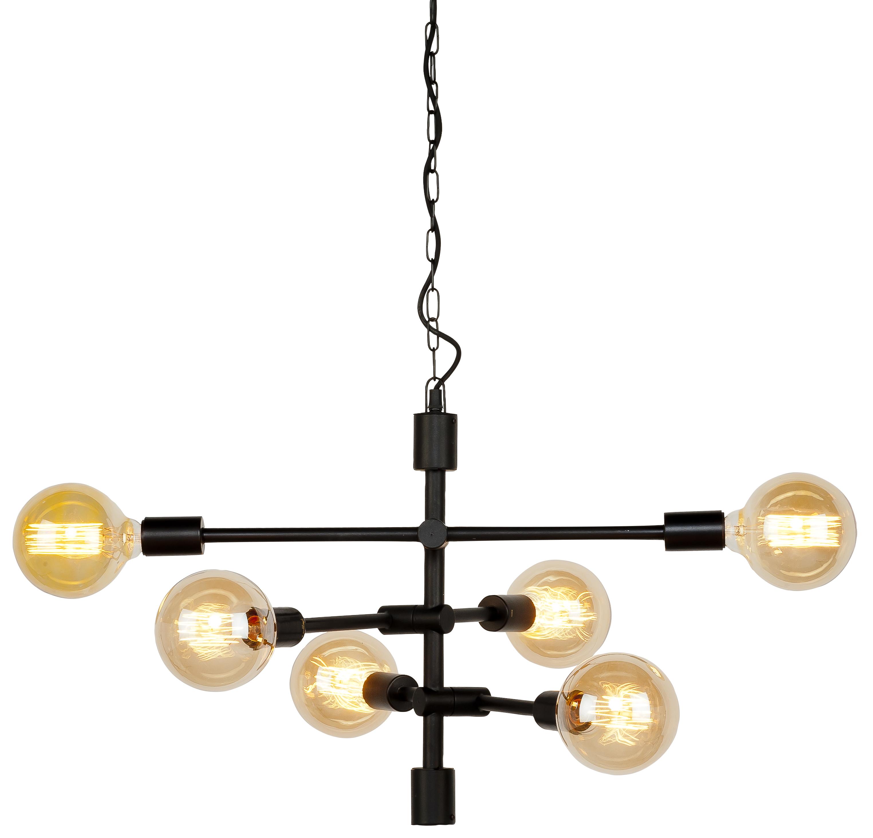 Suspension 6 ampoules H48cm