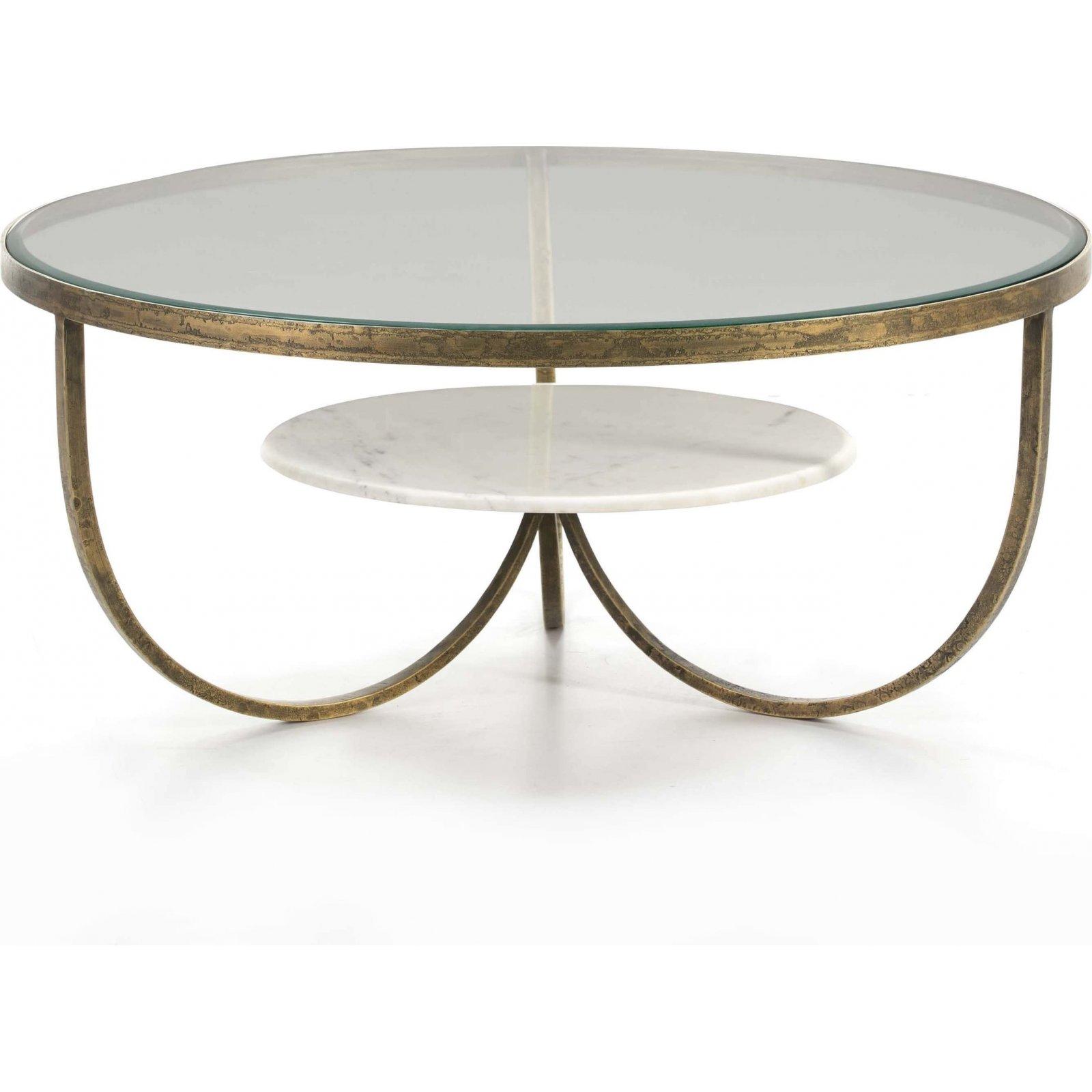 Table basse ARTETA Or