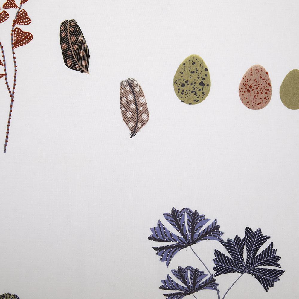 Housse de couette percale Multicouleurs 200 x 200 cm