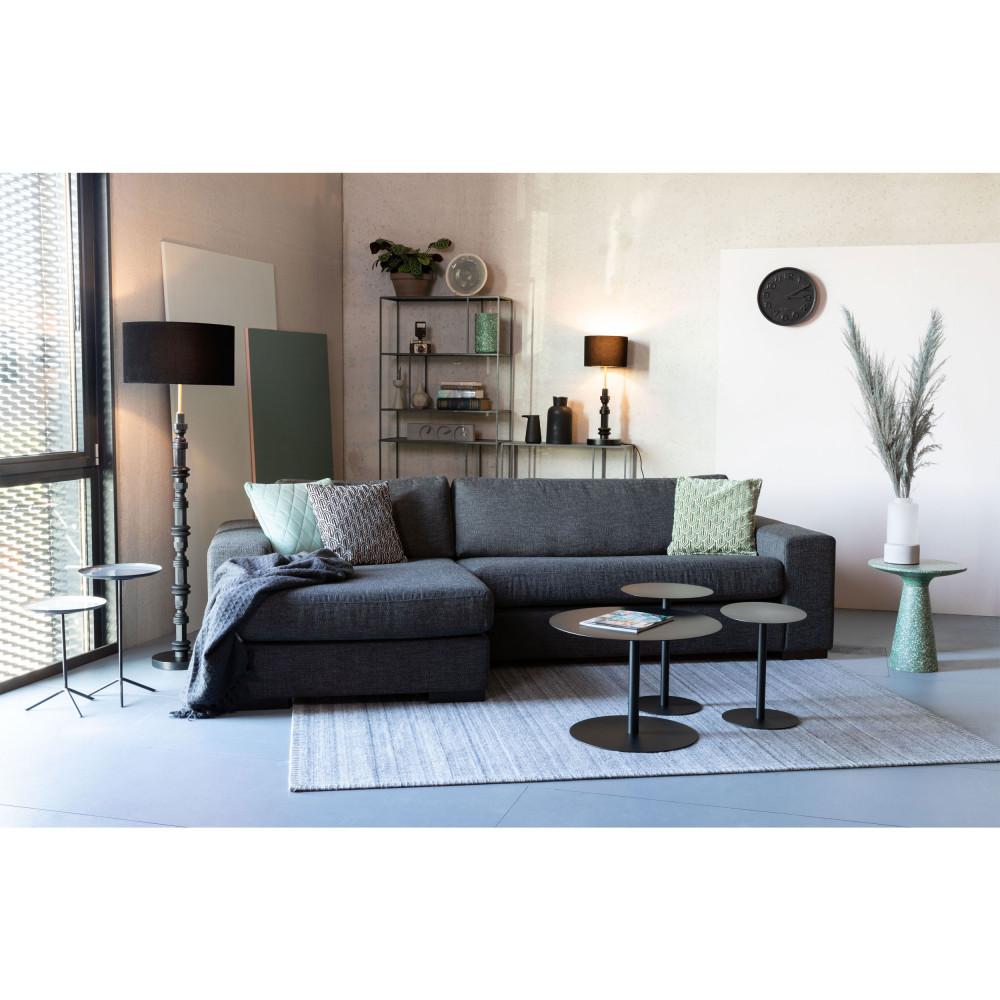 Table basse en terrazzo vert
