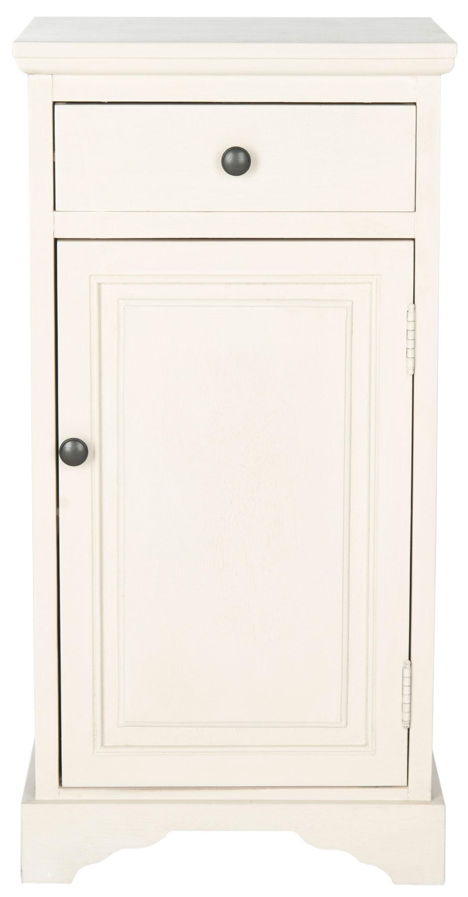 Cabinet en bois de pin blanc
