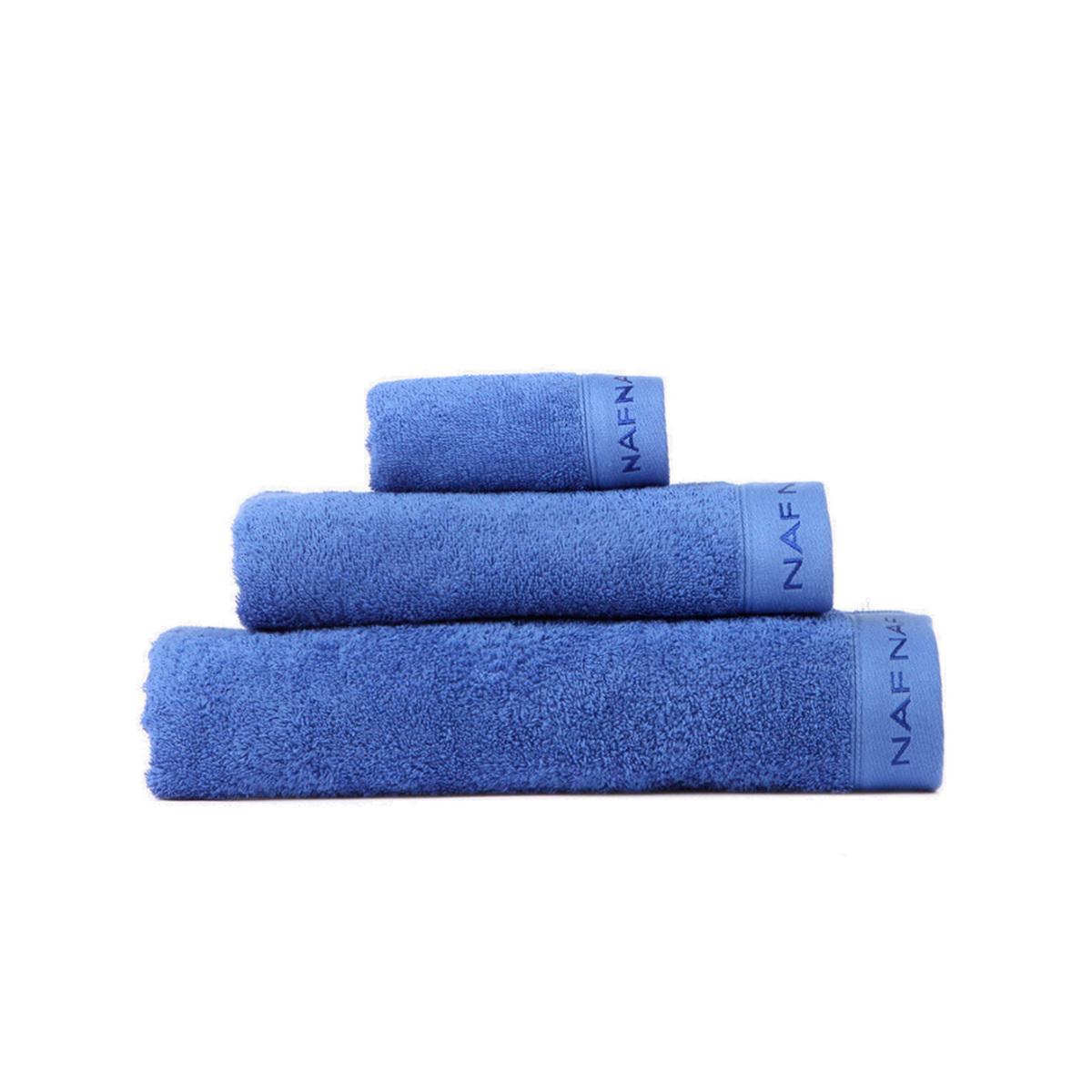 CASUAL-Set de bain trois pièces bleu mer