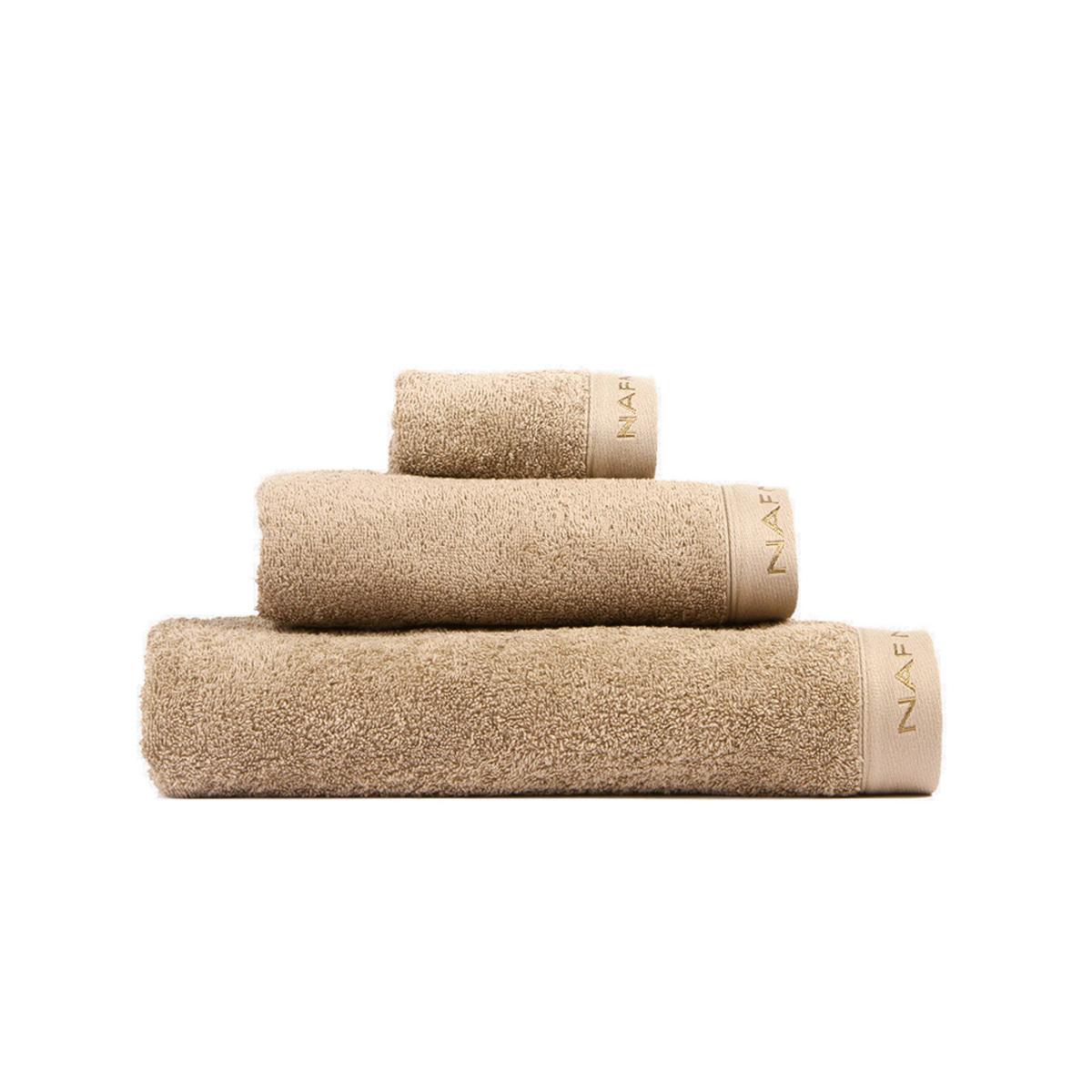 CASUAL - Set de bain trois pièces naturel