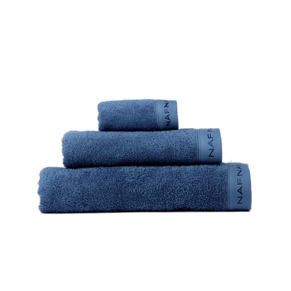 CASUAL - Set de bain trois pièces  bleu marine