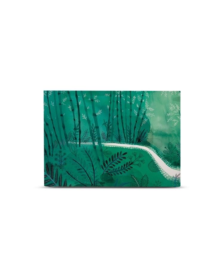 Tête de lit avec housse Vert 180 cm
