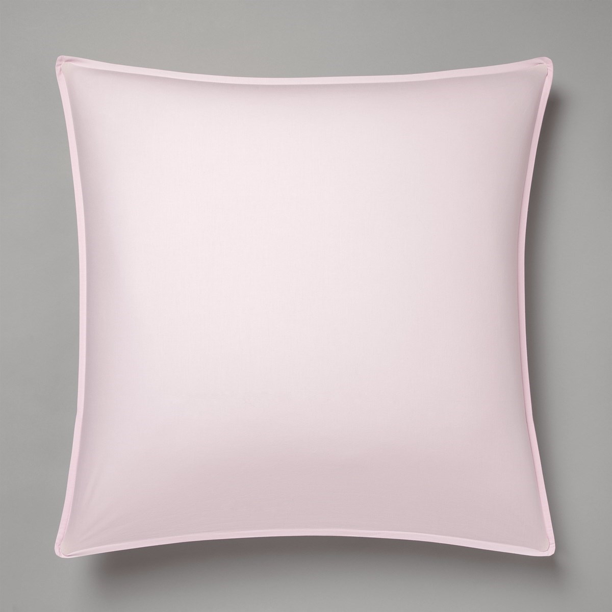 Taie d'oreiller percale lavée de coton peigné 120 fils 50x70