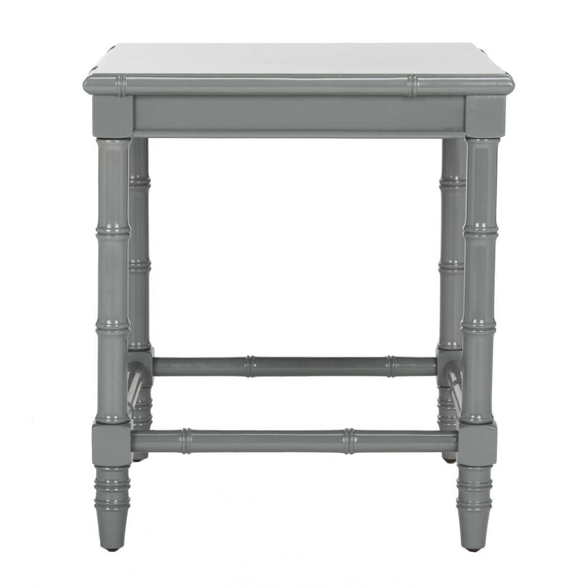 Table d'appoint gris
