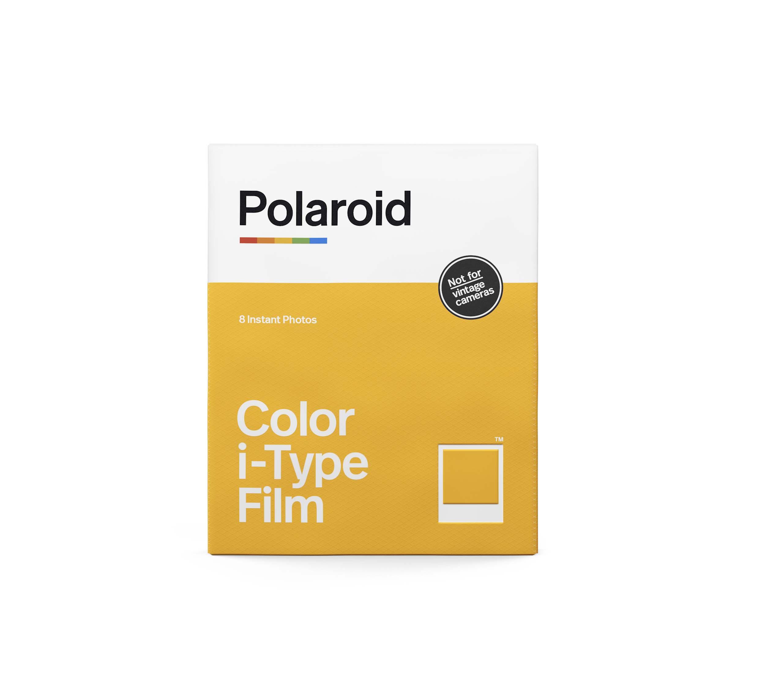 Papier photo instantané Polaroid 8 feuilles pour i-Type