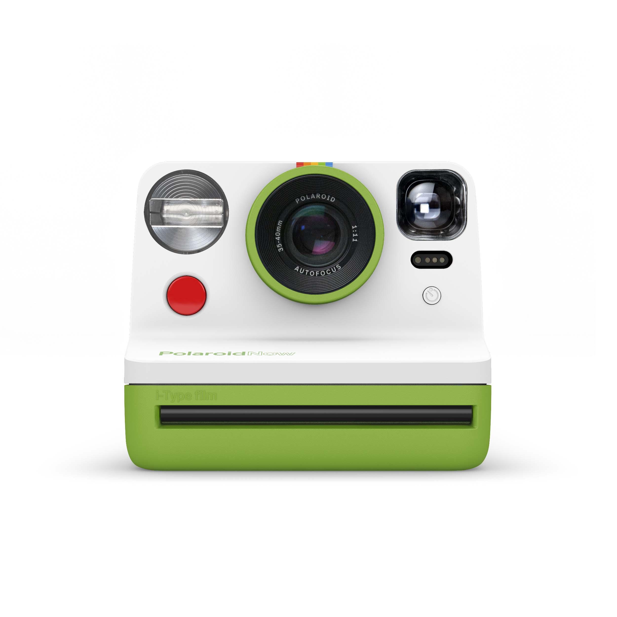 Appareil photo instantané Polaroid vert