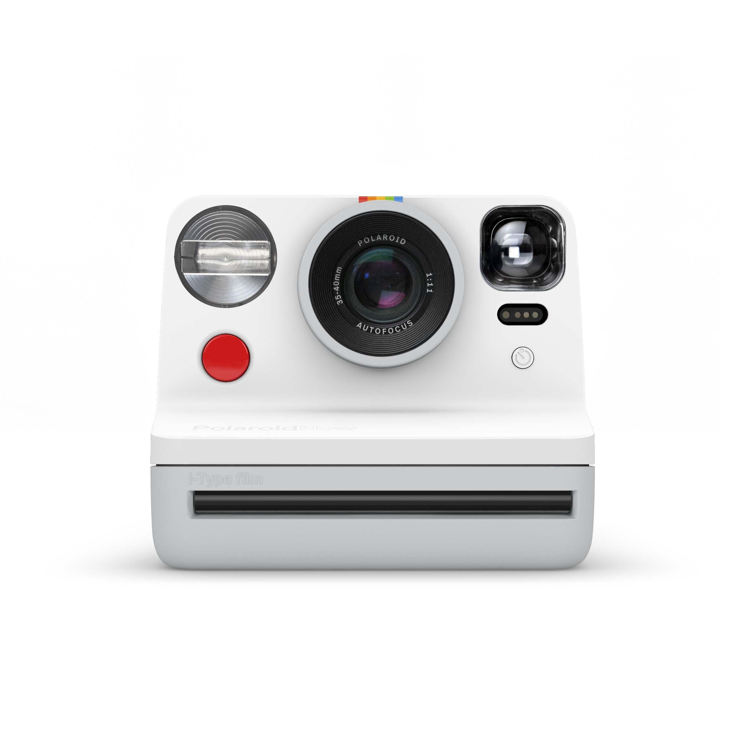 Appareil photo instantané Polaroid blanc
