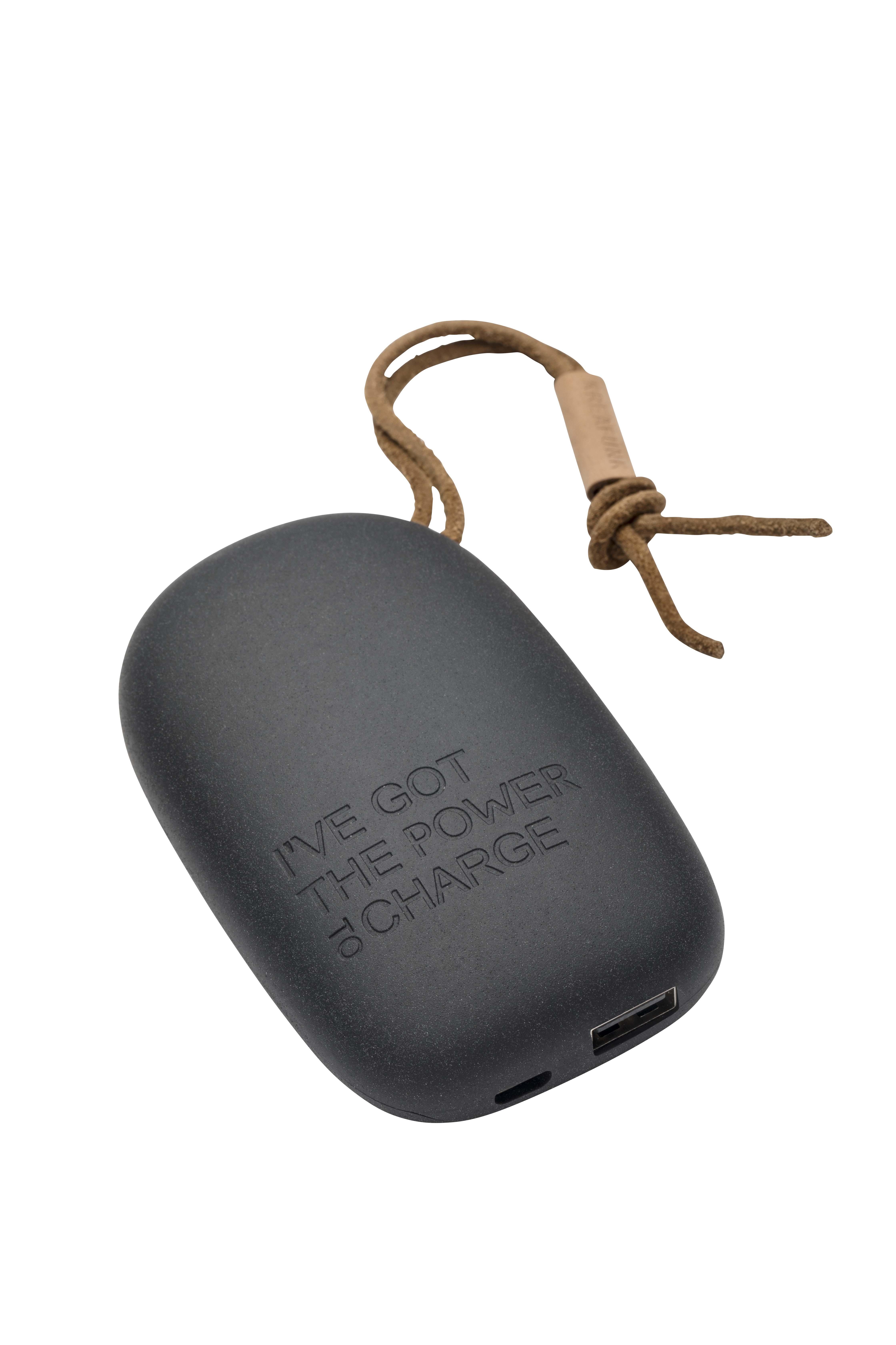 Batterie externe portable noir