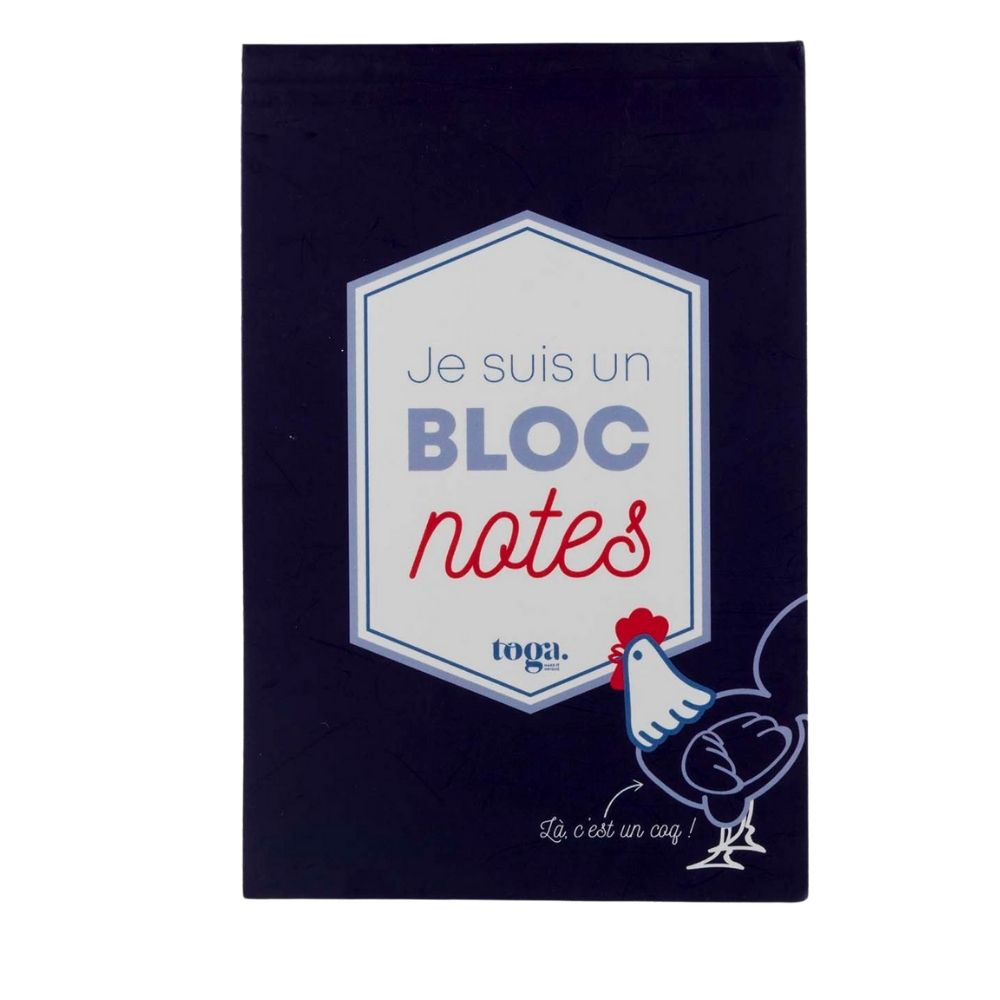 Carnet Bloc-notes frenchy