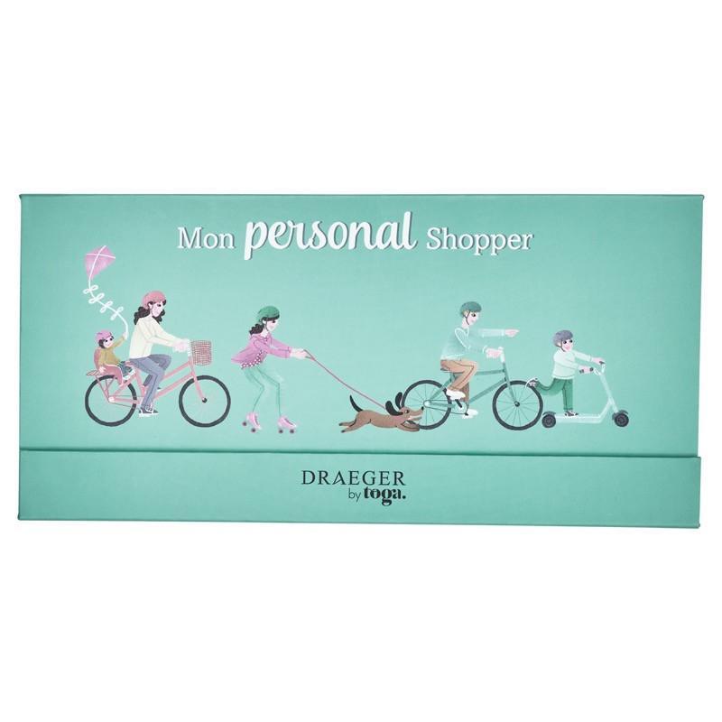 Carnet personnal shopper